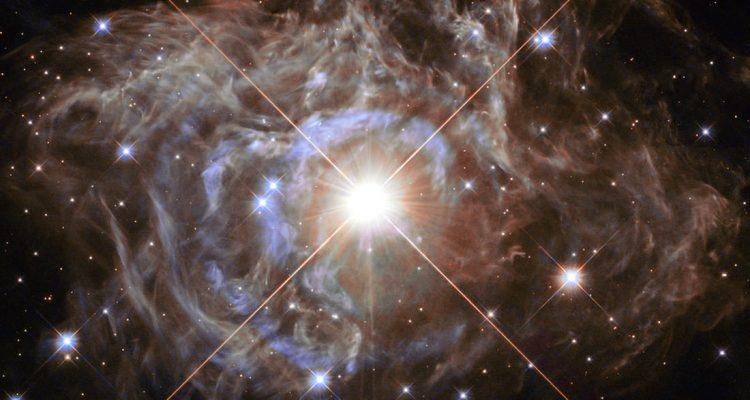 étoile variable cepheide rs puppis céphéide