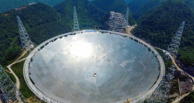 télescope fast telescope chinois