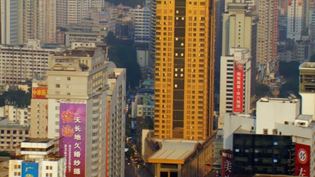 Shenzen Chine