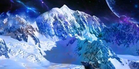 coefficient reflexion réfléxion neige blanche