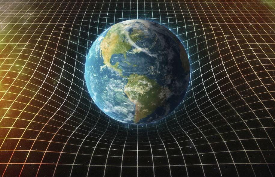 L Espace Temps Courb 233 Par La Masse Ou Par L 233 Nergie