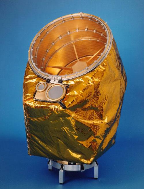analyseur de poussières cosmiques cassini sonde saturne