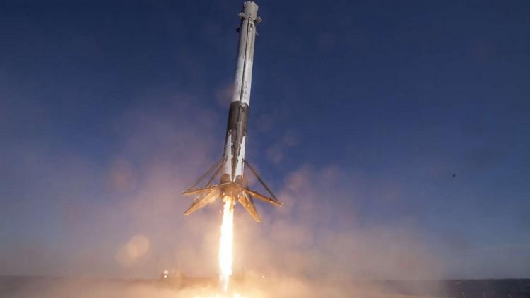 space x falcon9 réutilisation elon musk fusée utiliser lanceur