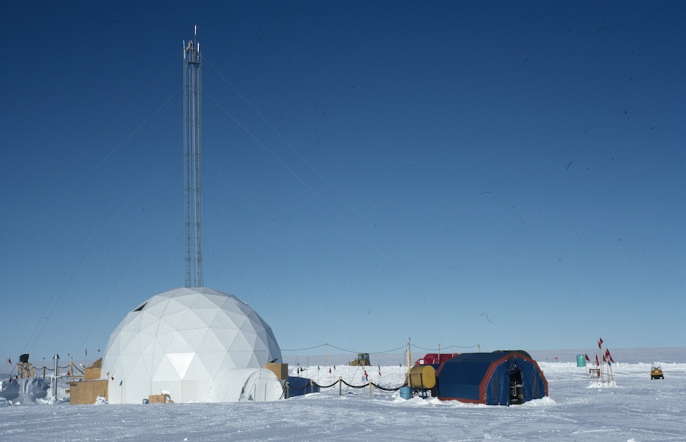 groenland antarctique examen recherches glaces oxygène niveaux
