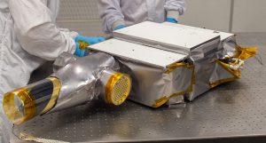 osiris rex spectrometre spectromètre instruments nasa