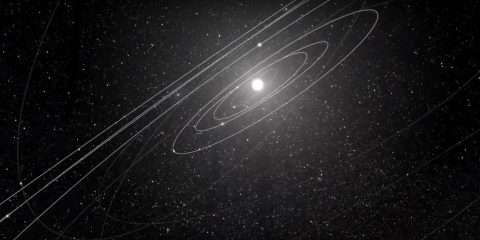 voyage galactique voie lactée systèmre solaire gaia esa