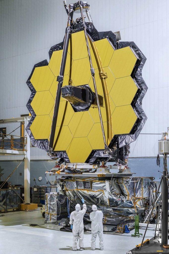 télescope spatial james webb