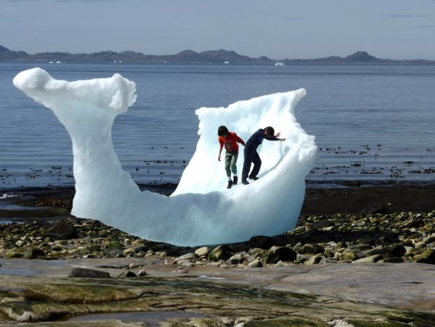 fonte glace greenland