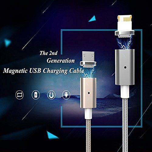 adaptateur magnétique charge rapide