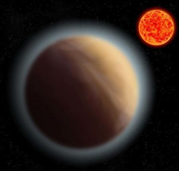 exoplanète planete similaire terre atmosphere