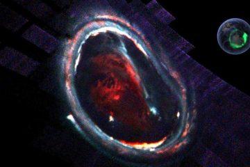aurore jupiter spectrographe