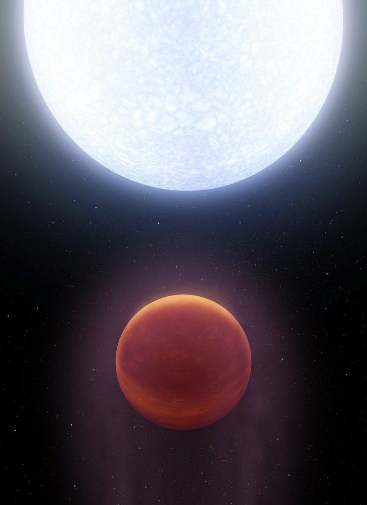 nasa planete chaud temperature extreme etoile orbite nasa 3