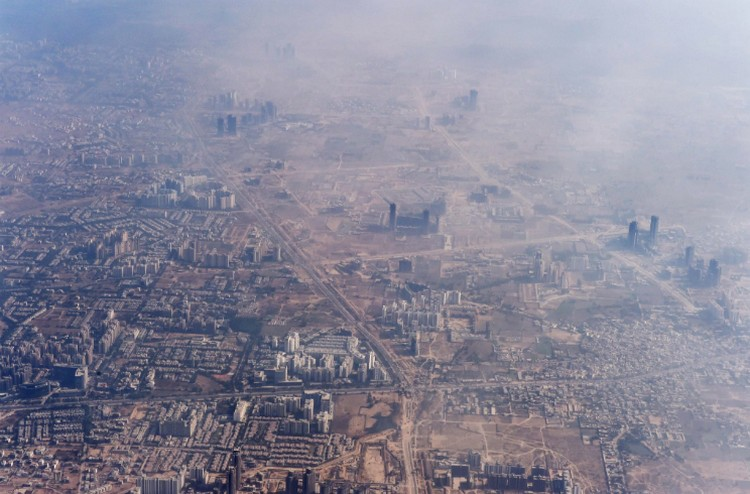 inde pollution environnement