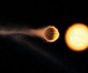 exoplanete atmosphère eau