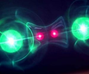 intrication quantique sous marine