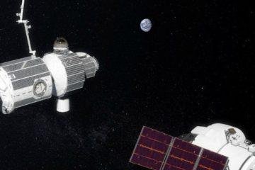 station spatiale lunaire nasa roscosmos russie espace mission etats unis