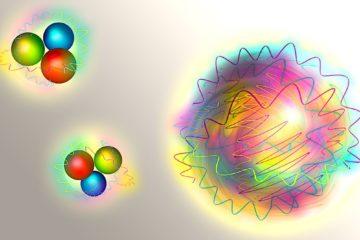glueballs modele standard
