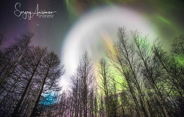 orbe lumineux missiles tests essais nocture aurore