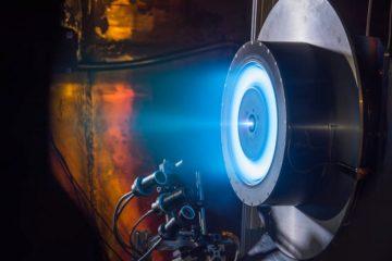 centre glenn nasa propulseur ionique ions effet hall moteur fusée