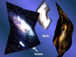 branes 3 1 contenant univers bulk
