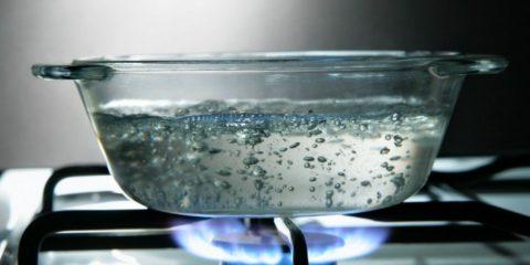 ebullition eau bouillante gazeux liquide solide glace gel