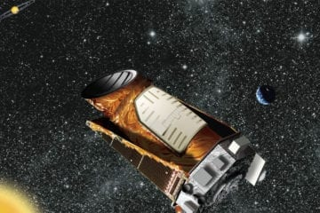 IA intelligence artificielle telescope kepler nasa image vue artiste decouvertes