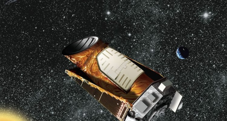 telescope kepler nasa image vue artiste decouvertes