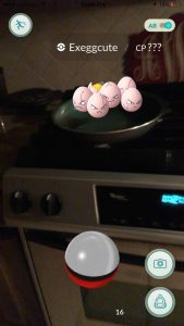 pokemon pokémon go egg capture poêle