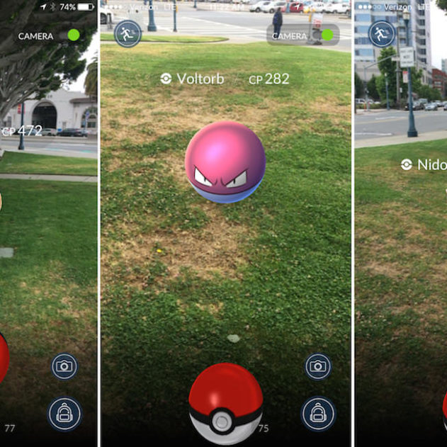 pokemon pokémon go captures parc