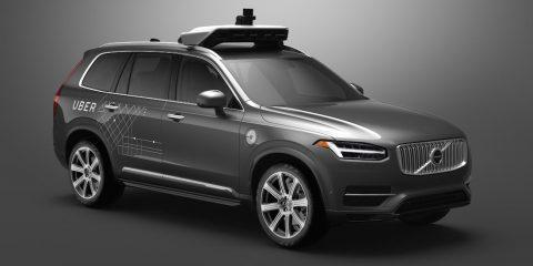 uber taxi autonome sans chauffeur lancement