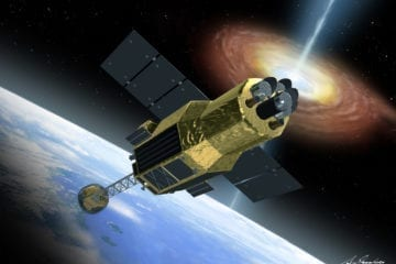 astro-h télescope spatial rayons x rayons gamma trous noirs trou noir galaxies amas de galaxies