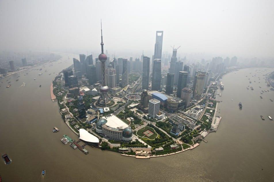 Shanghai chine