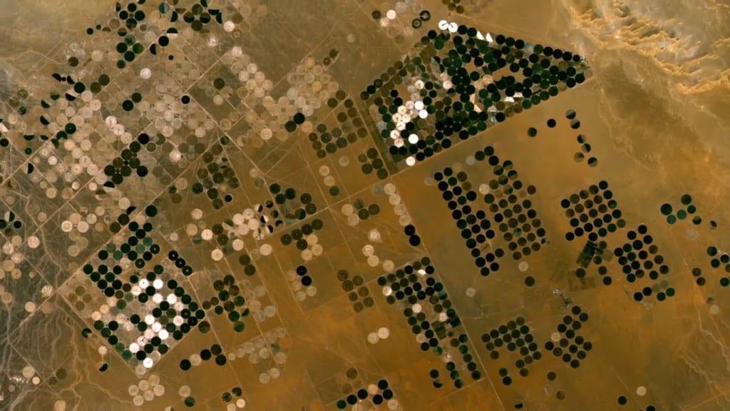 desert agriculture eah