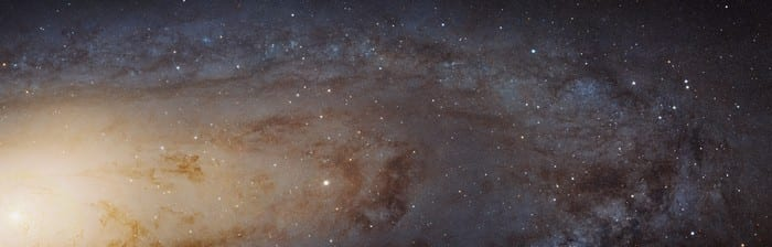 hubble, nasa, galaxie, andromede, andromeda