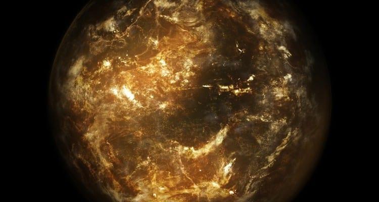 planete gazeuse tellurique