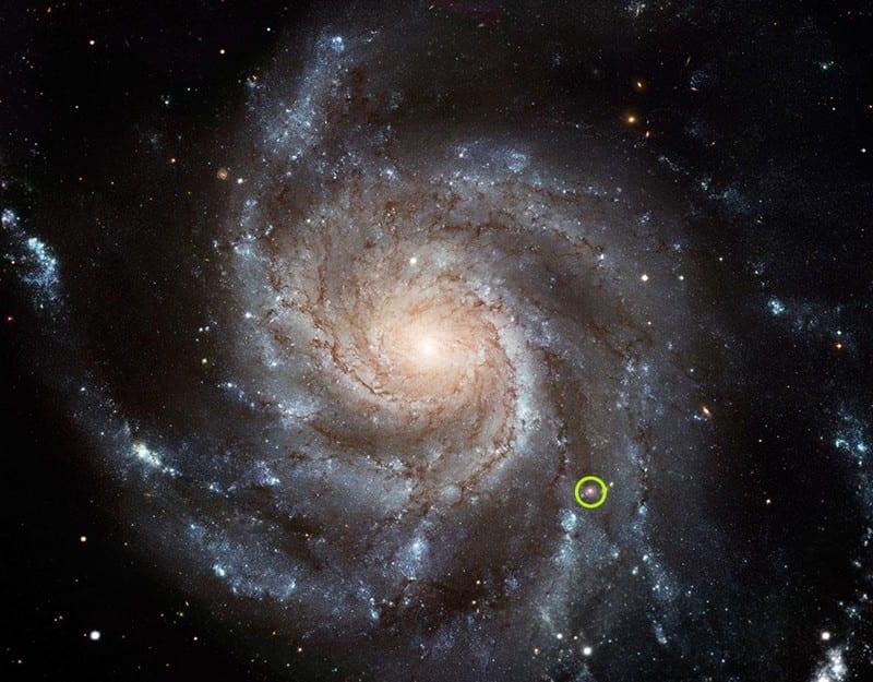 système solaire voie lactée