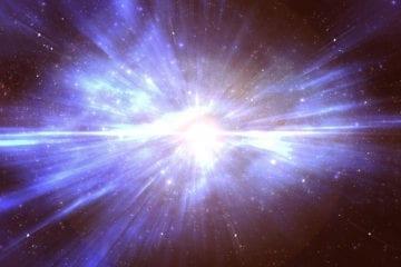 big bang explosion seconde inflation