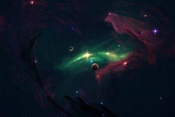 galaxie lointaine naine nasa découverte télescope spatial hubble