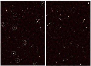 trous noirs jets énergie energie gmrt télescope telescope meme direction découverte decouverte