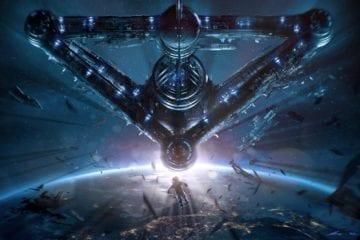 espace exploration astronaute artwork vue artiste