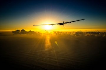 Solar Impulse 2 SI2 betrand piccard hawaii avion solaire