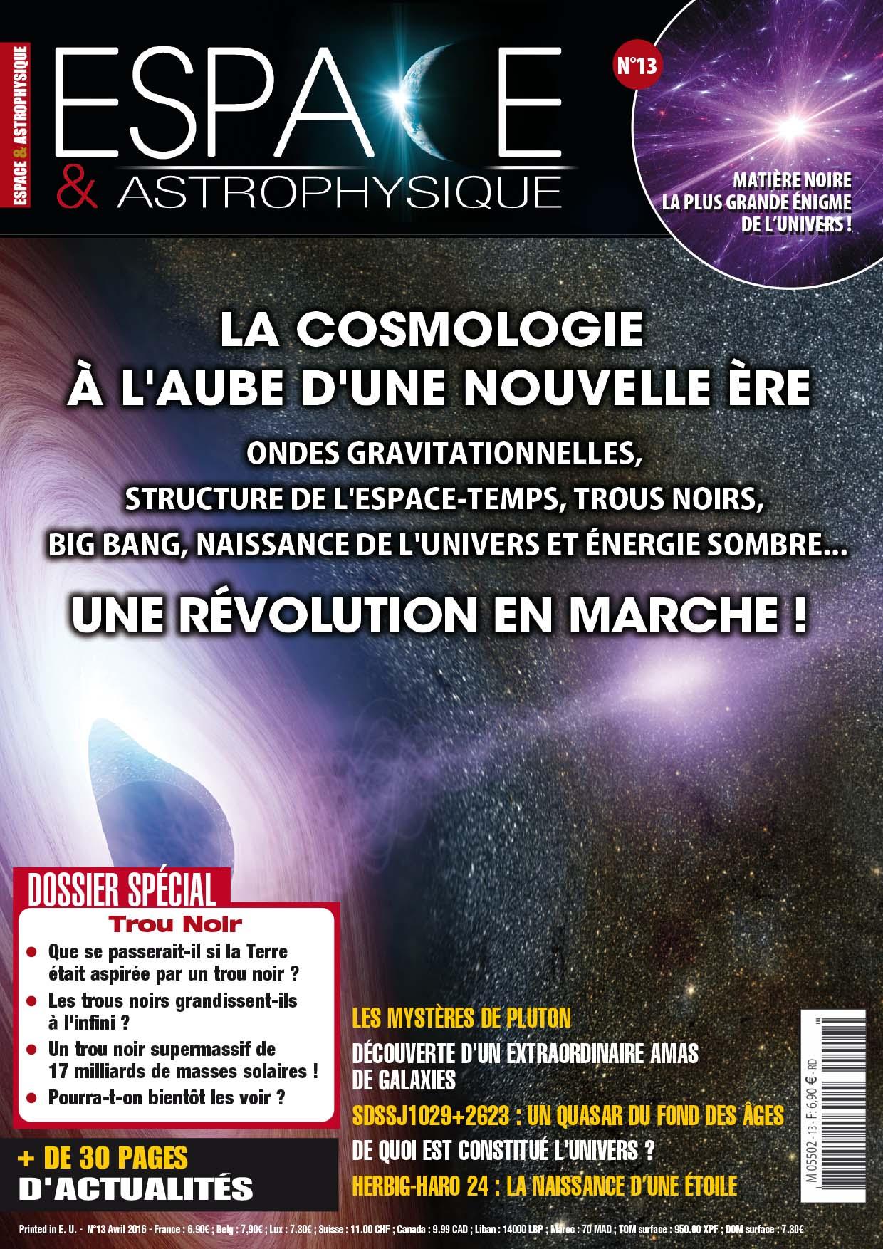 Espace & Astrophysique