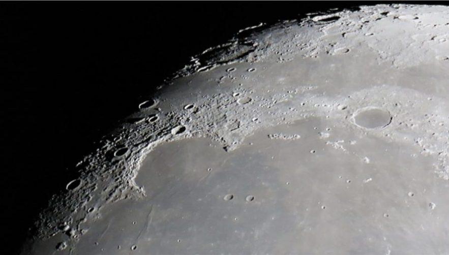 lune mer des pluies astéroïdes cratères découverte