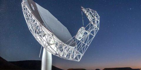 MeerKat meerkat radio telescope radiotélescope antenne afrique du sud