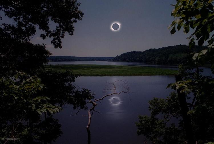 terre soleil eclipse
