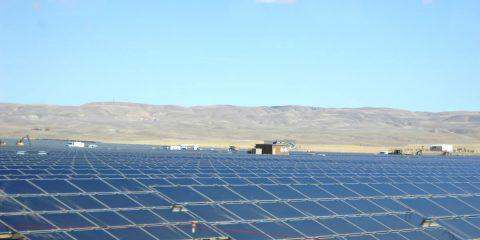 Topaz Solar Farm ferme solaire californie san luis