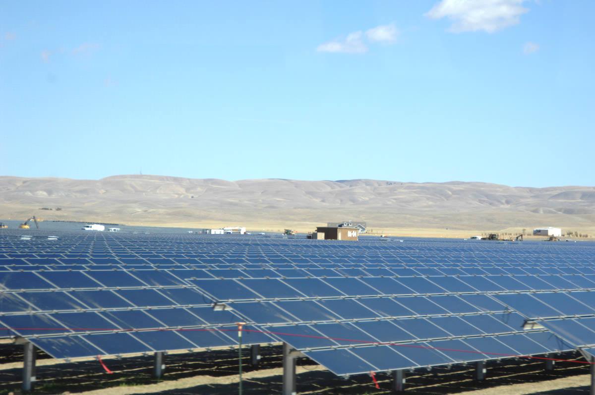 Combien de panneaux solaires faudrait il pour alimenter la for Combien coute une sci