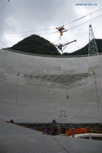 fast télescope pose dernier panneau