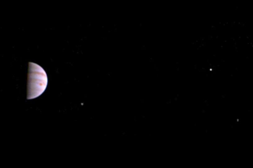 junocam image juno sonde