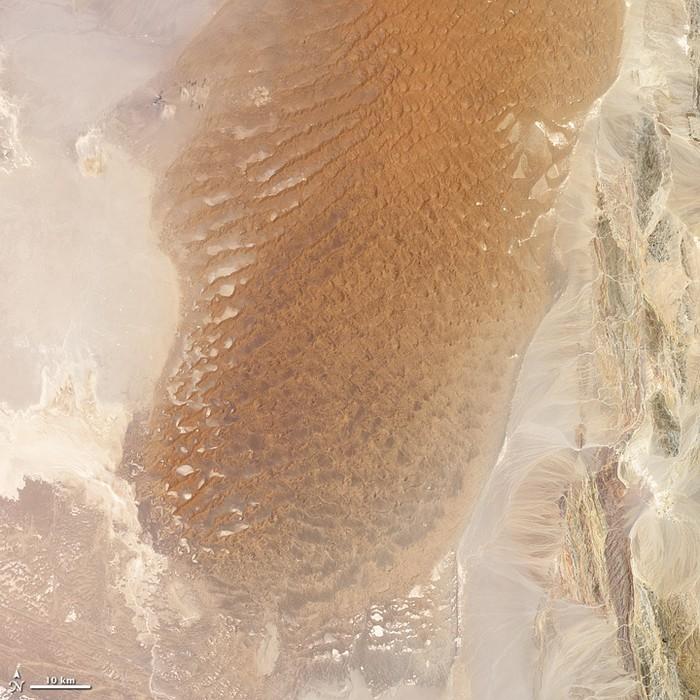 Dasht-e Kavir iran désert chaleur température extreme